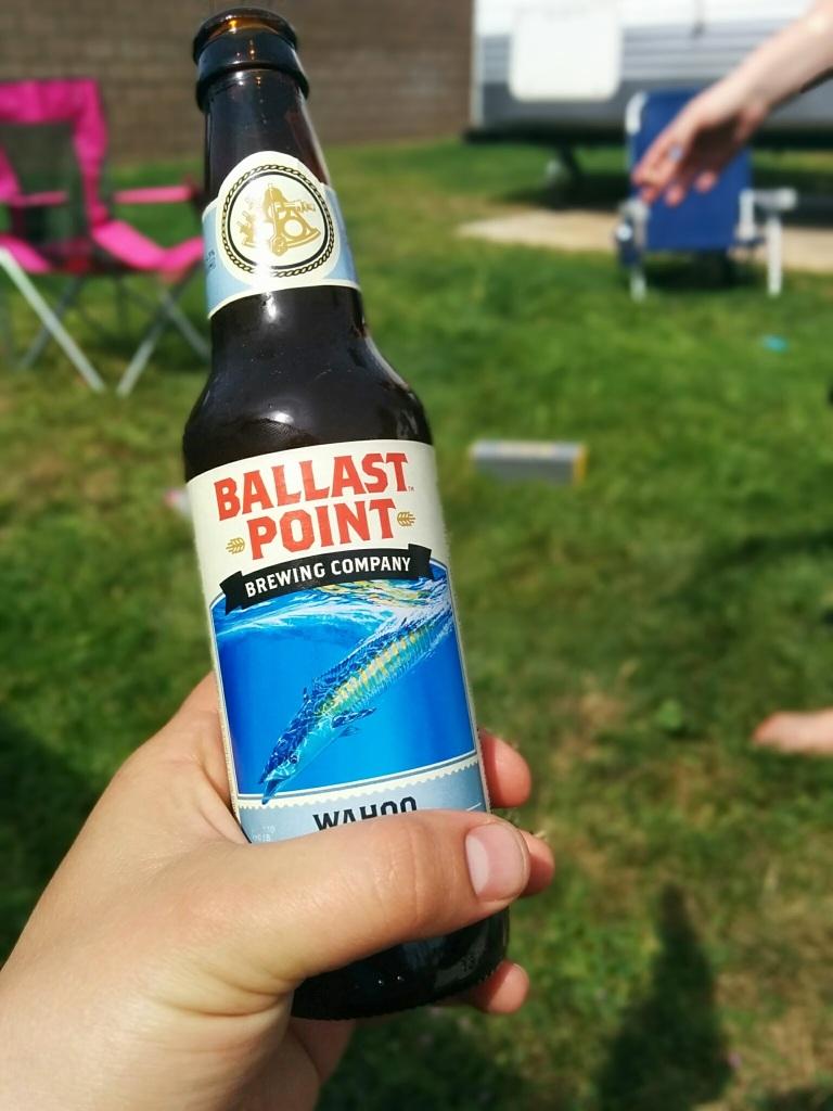 ballast point wahoo white