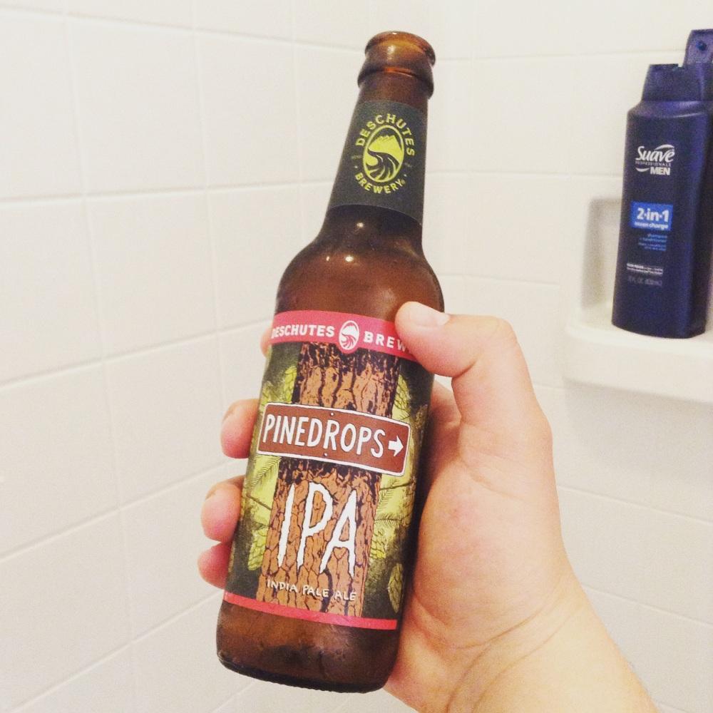 #ShowerBeerFridays