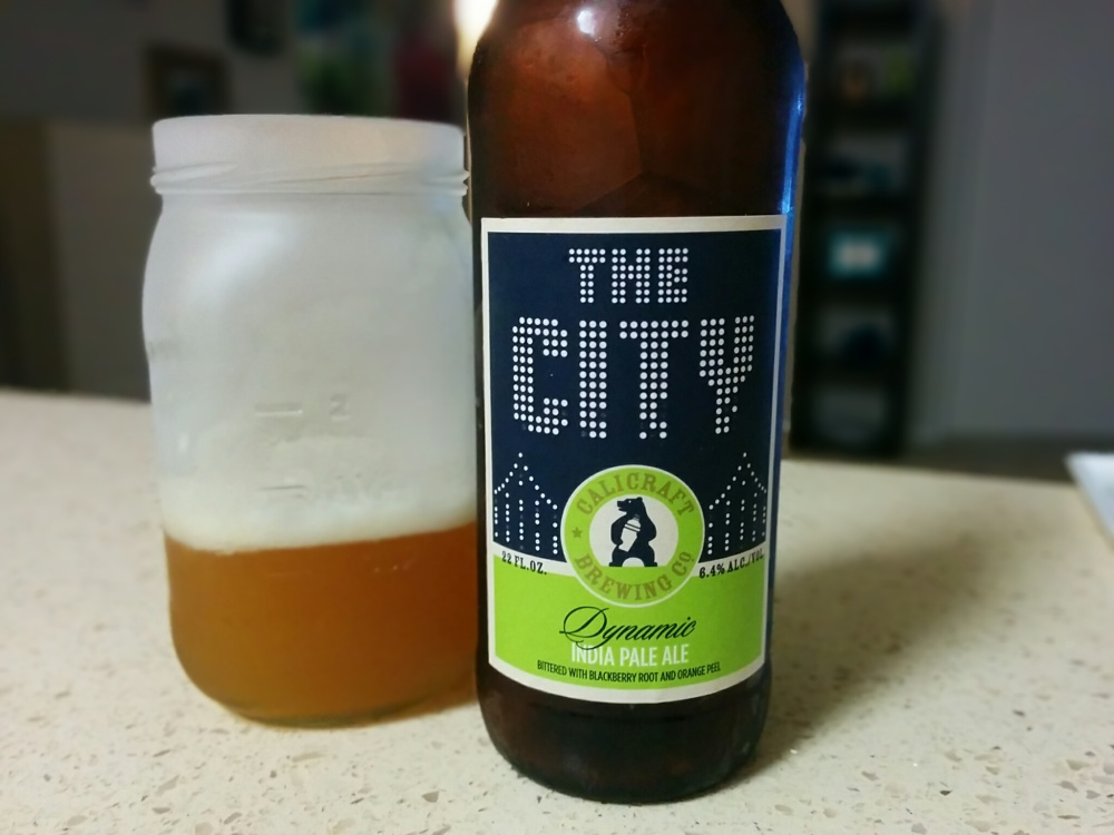 calicraft the city ipa